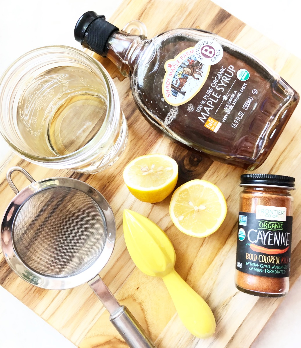 Your Master Cleanse How To Megan Magill